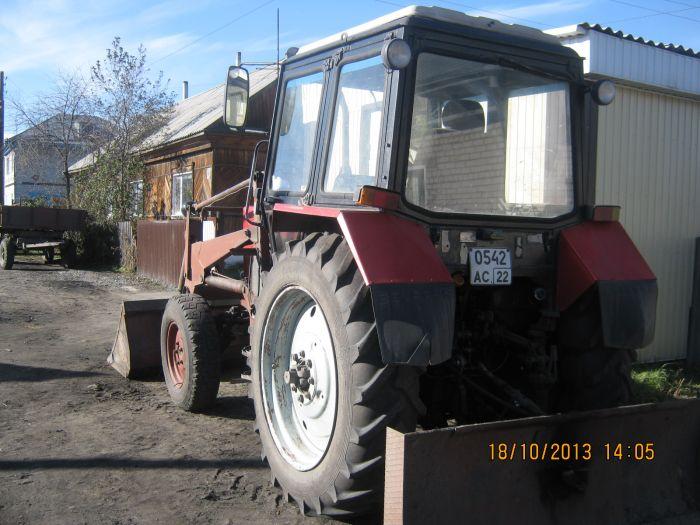 Тракторы и сельхозтехника МТЗ в Томске. Купить трактор МТЗ.
