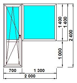 Пластиковые окна и балконные блоки от производителя. объявле.