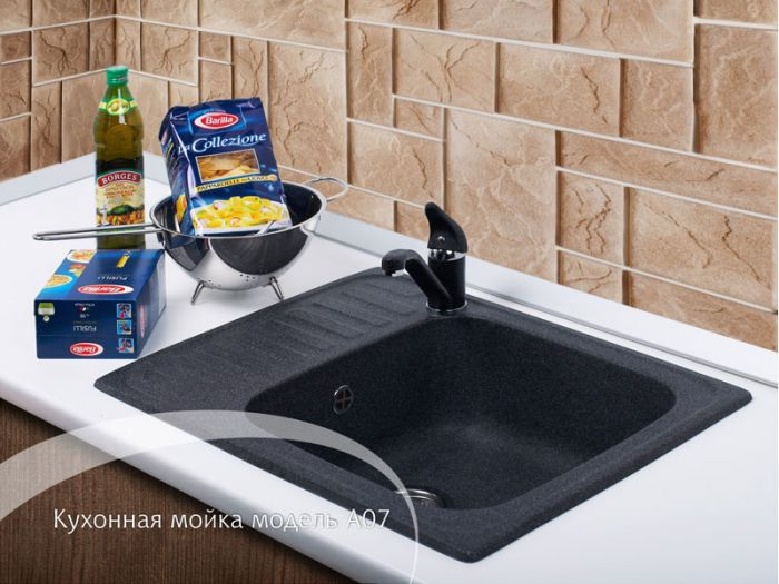 Ремонт кухонных моек из искусственного камня своими руками